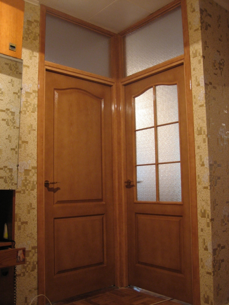 Как обновить деревянные межкомнатные двери